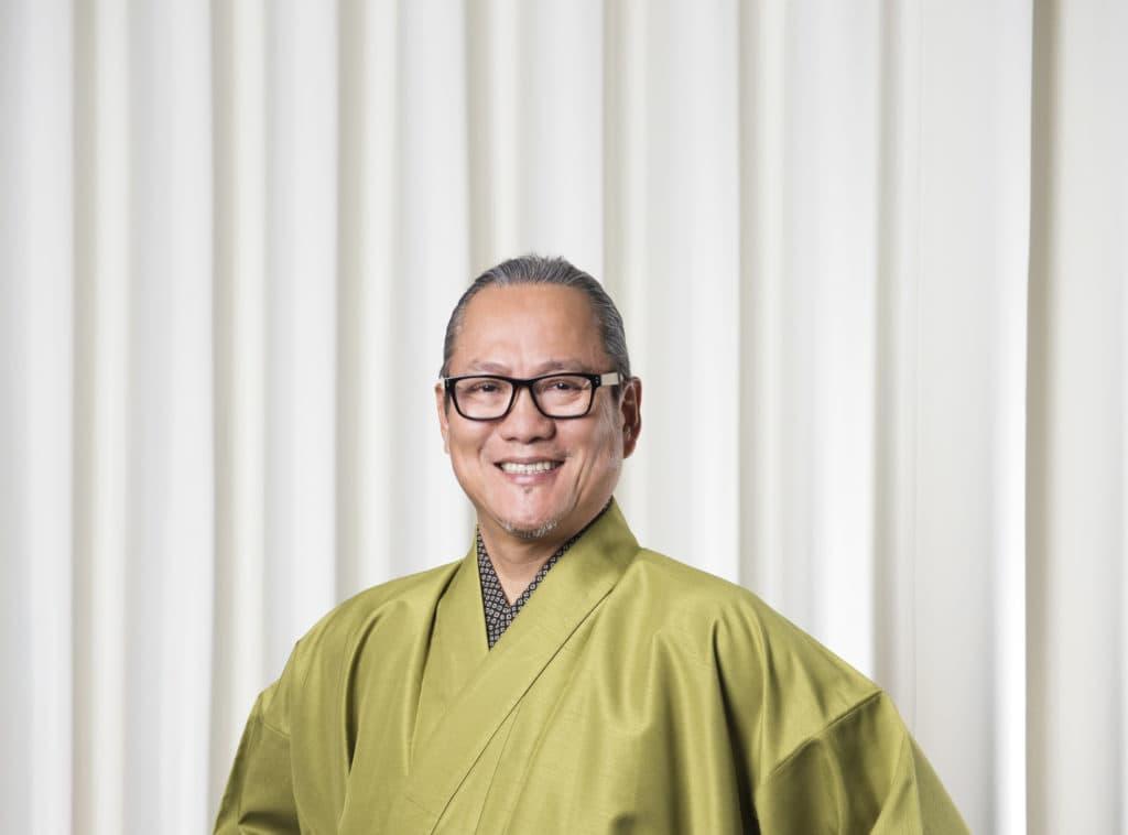 Chef Morimoto